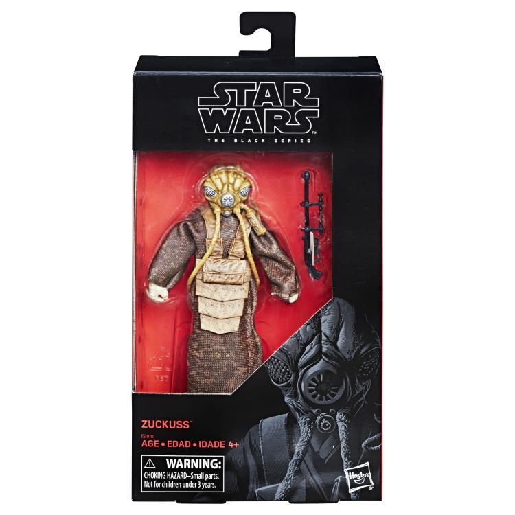 Star Wars The Black Series Zuckuss HASBRO Figurine BNISB