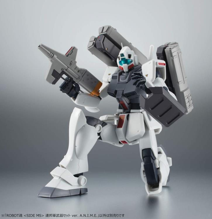 Ver Mobile Suit Gundam Earth Federation Force A.N.I.M.E Weapon Set