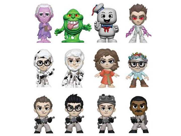 Funko Mystery Minis Ghostbusters