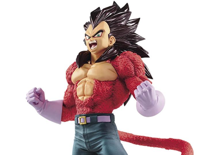 Dragon Ball GT Super Blood of Saiyans Special IV Figure Doll SS4 Vegeta BP39415