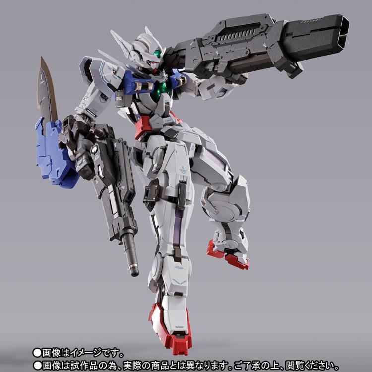 METAL BUILD Gundam Astraea Proto GN High Mega Launcher Action Figure