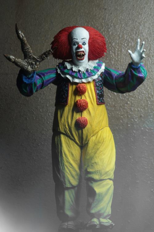 Pennywise-Stephen King IT 1990/'s Action Figure