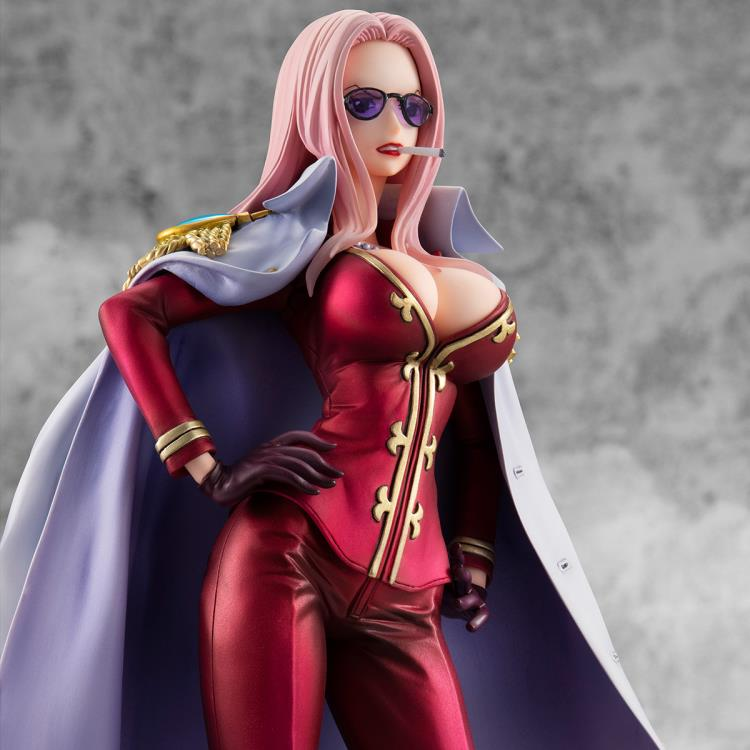 One Piece Portrait of Pirates Hina Limited Edition