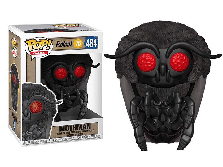 Mothman Fallout 76 Funko Pop Games