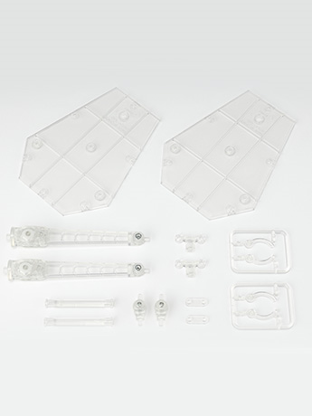Tamashii Stage Act 5 (Clear) For Mechanics