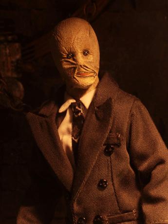 Nightbreed Decker Figure