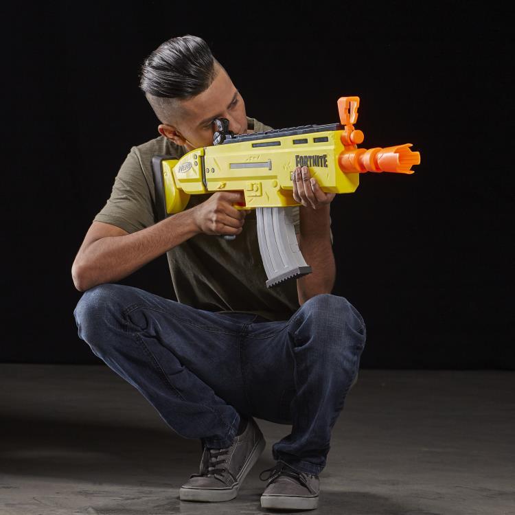 Fortnite Nerf Elite Dart Blaster Batteries Fortnite Nerf Ar L