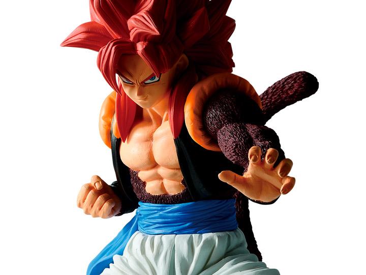 Super Dragon Ball Heroes Ichiban Kuji Super Saiyan 4