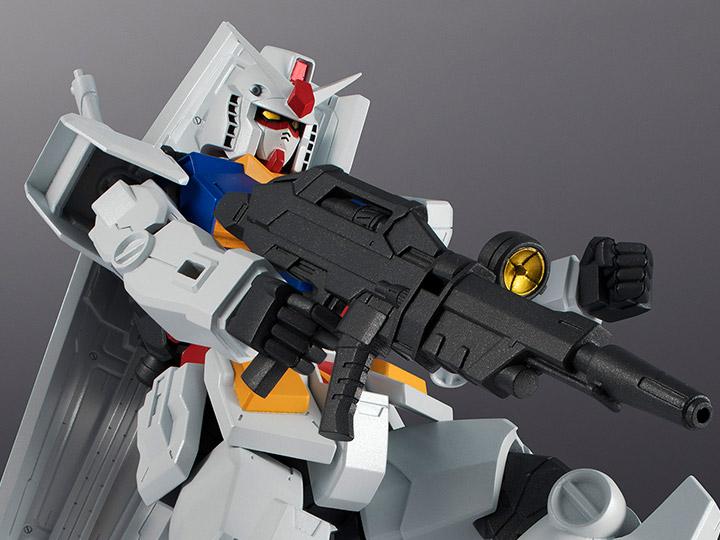 Bandai GUNDAM UNIVERSE-GUNDAM Action Figure RX-78-2