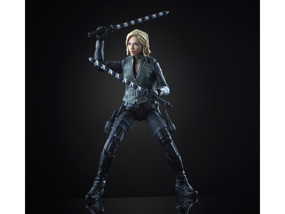 Avengers Infinity War Marvel Legends Black Widow Cull