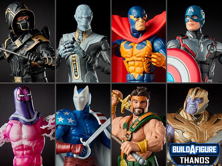 Marvel Legends Avengers Endgame 6 Inch BAF Hulk Series Set of 7 IN STOCK!