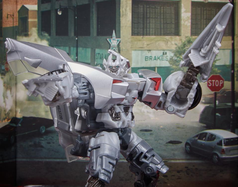 Transformers Hasbro Sideswipe Deluxe Class Studio Series 29 Action Figure 099999