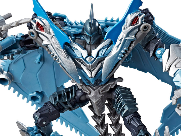 Premier Edition Transformers Strafe Transformers The Last Knight