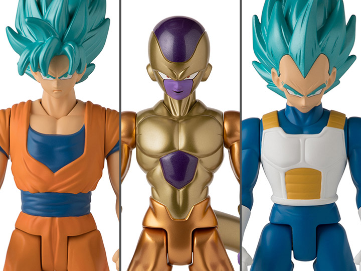 Super Saiyan Goku Limit Breaker 12 inch Figure Dragon Ball Super