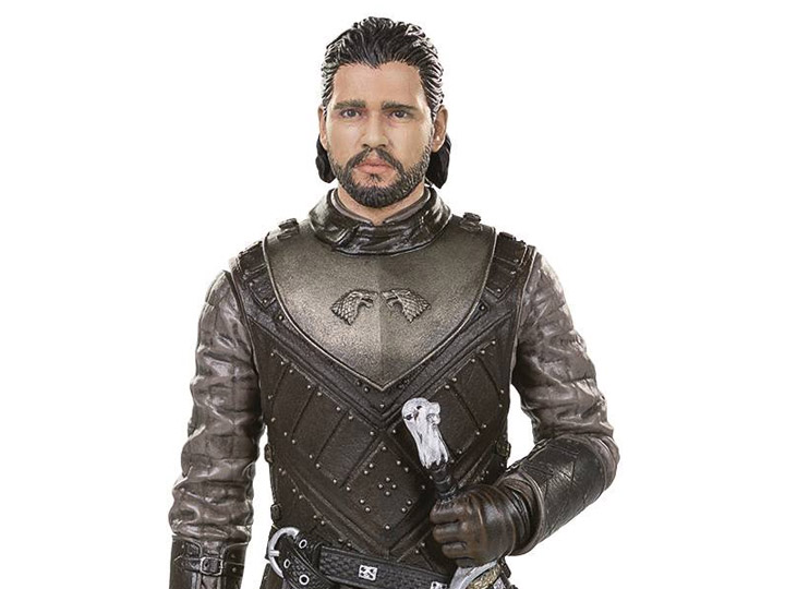 Jon Snow Action Figure Game of Thrones