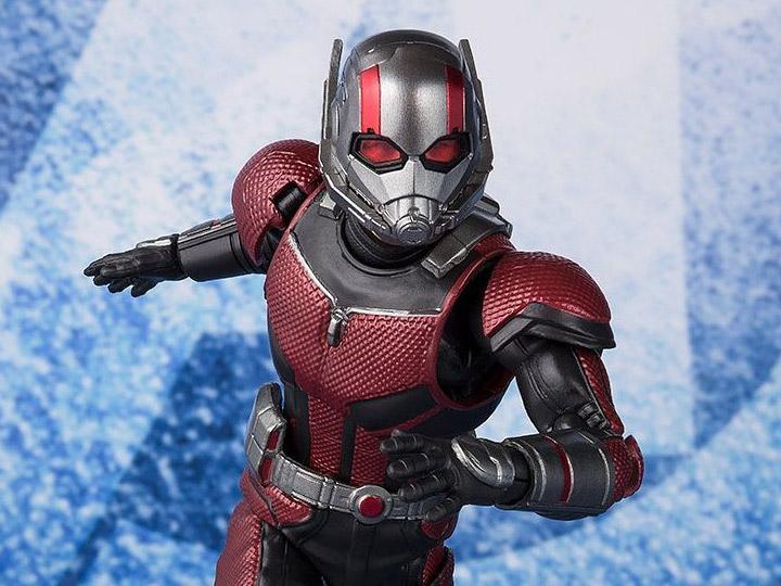 Bandai S.H.Figuarts SHF Marvel Avengers Endgame Ant-man New!!