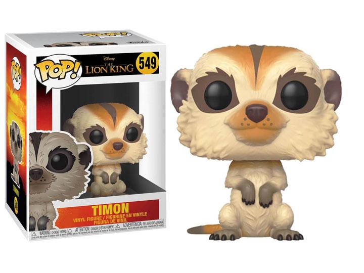 Pop Disney The Lion King Timon