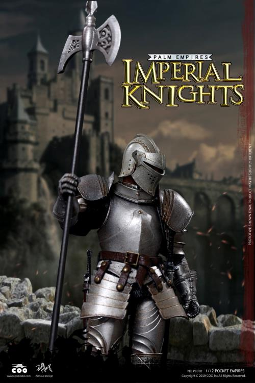 1//12 scale Toy-Palm Empire-Imperial Knight-Hache de combat