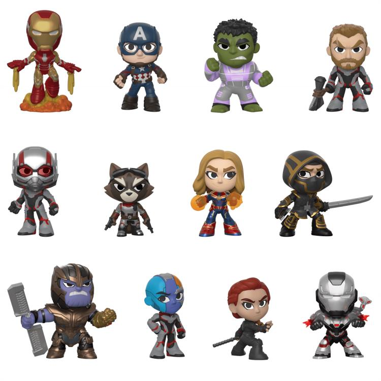 Avengers: Endgame Mystery Minis Box of 12 Figures