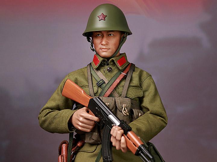 Sino Vietnamese War 1 6 Scale Figure