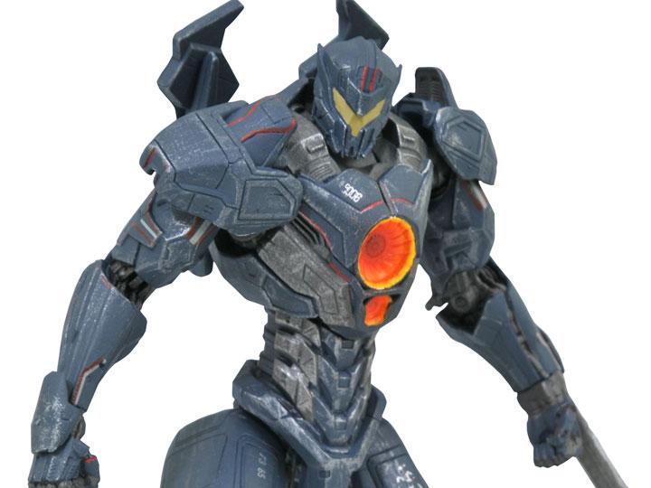 Pacific Rim Gipsy Avenger Figure