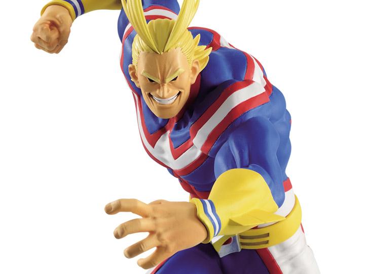 All Might Figure The Amazing Heroes Vol 5 My Hero Academia Anime PVC Banpresto