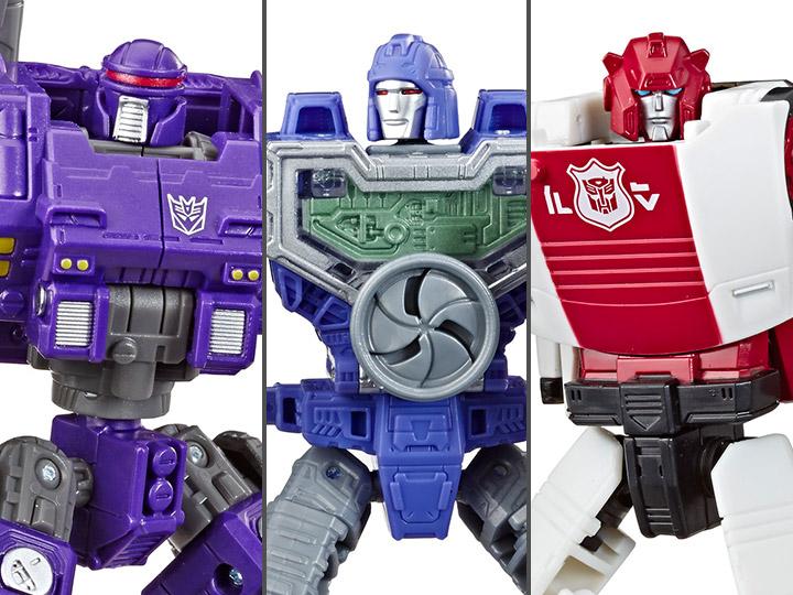Transformers War for Cybertron Siege Deluxe Refraktor Figure