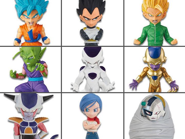 Dragon Ball Z Revival F World Collectible Goku Figure NEW Toys DBZ