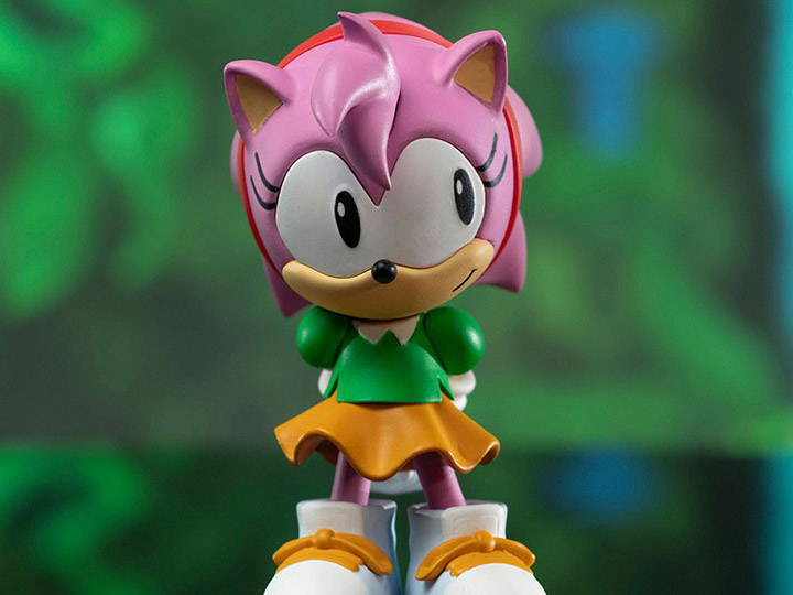 Sonic The Hedgehog Boom8 Vol 5 Amy