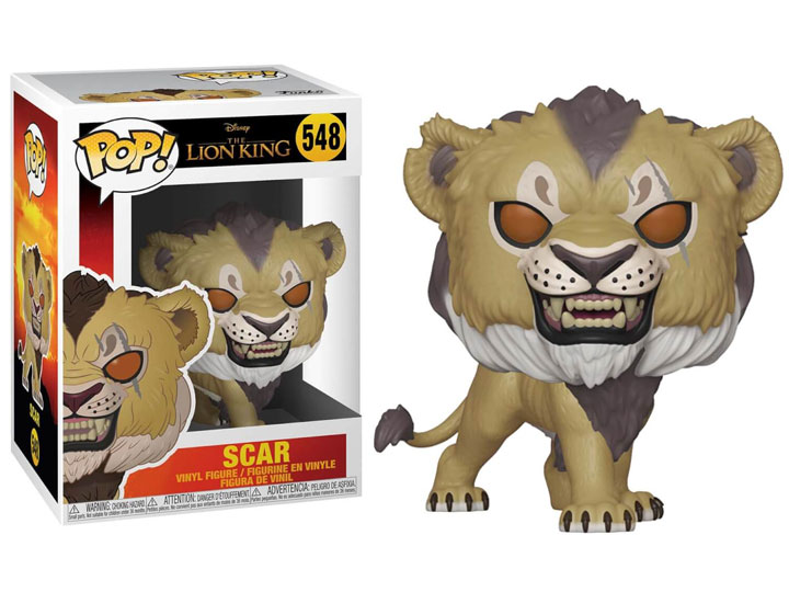 Pop Disney The Lion King Scar