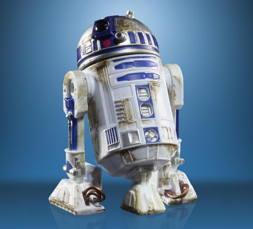 R2-D2 Collectible Star Wars The Vintage Collection Episode IV: A New Hope ARTOO-DETOO 3.75-Scale Action Figure