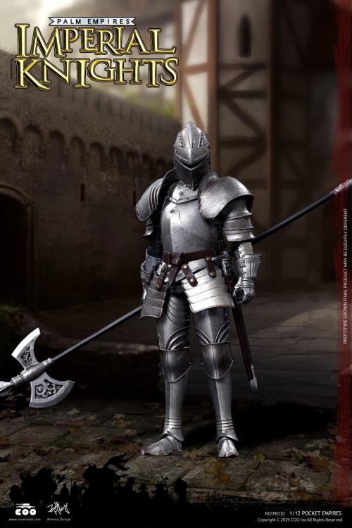 1//12 scale Toy-Palm Empire-Imperial Knight-Hache de combat