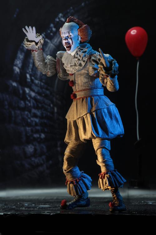 NECA Stephen King/'s It 2017 Ultimate Pennywise PVC action figure