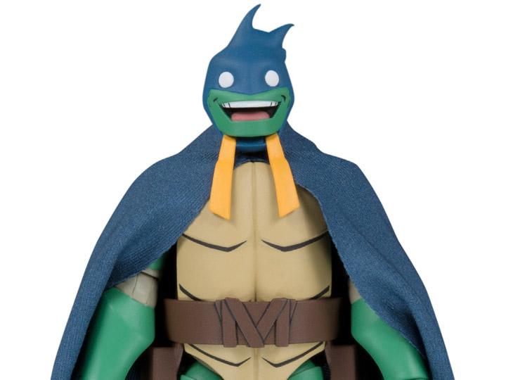 Batman Vs Teenage Mutant Ninja Turtles Michelangelo As Batman Limited Edition Sdcc 2019 Exclusive