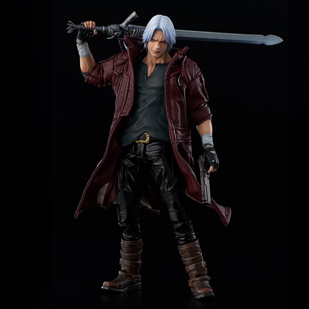 APR198276-DLX 1000 Toys Devil May Cry 5 1//12 scale Dante-Deluxe en stock