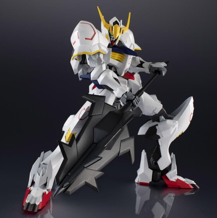 Gundam Universe Bandai GU-04 ASW-G-08 Iron Blooded Orphans Barbatos