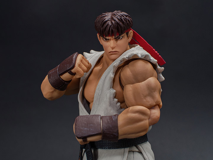Street Fighter Ii Ryu 1 12 Scale Figure