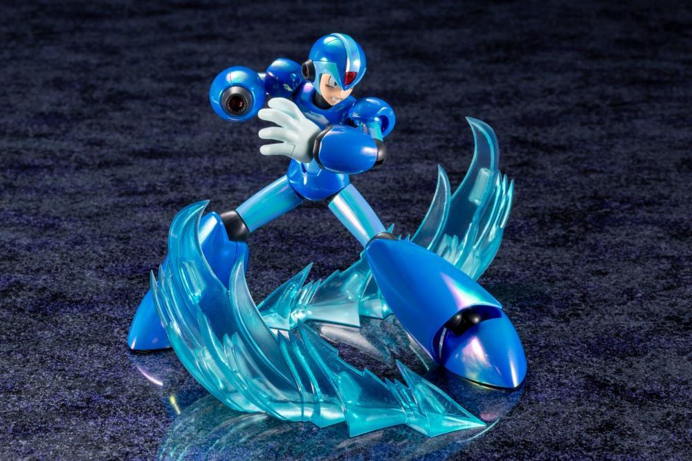 Mega Man X (Charge Shot Ver.) 1/12 Scale Premium Model Kit
