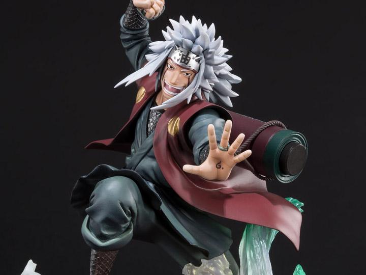 Naruto Figuartszero Jiraiya Kizuna Relation