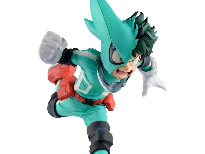 Banpresto My Hero Academia Figure Figurine 10cm COLOSSEUM Academy vol.1 Izuku