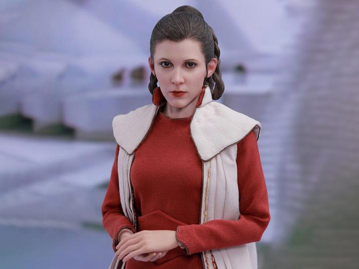 Hot Toys Princess Leia Bespin 1 6 Scale Princess Leia Figure