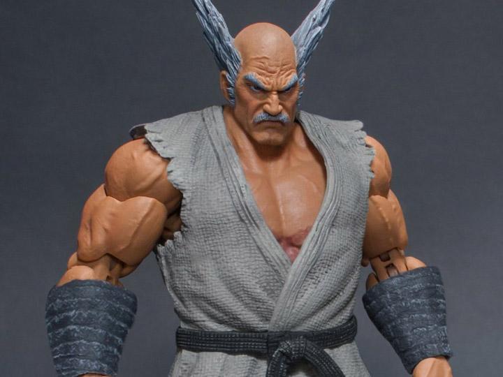 Tekken 7 Heihachi Mishima Special Edition 1 12 Scale Figure