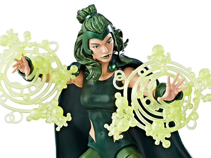 Marvel Legends Series X-MEN Polaris Figure BAF Warlock