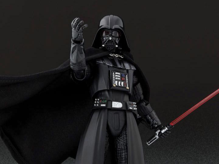Bandai S.H Figuarts Star Wars Darth Vader Action Figure