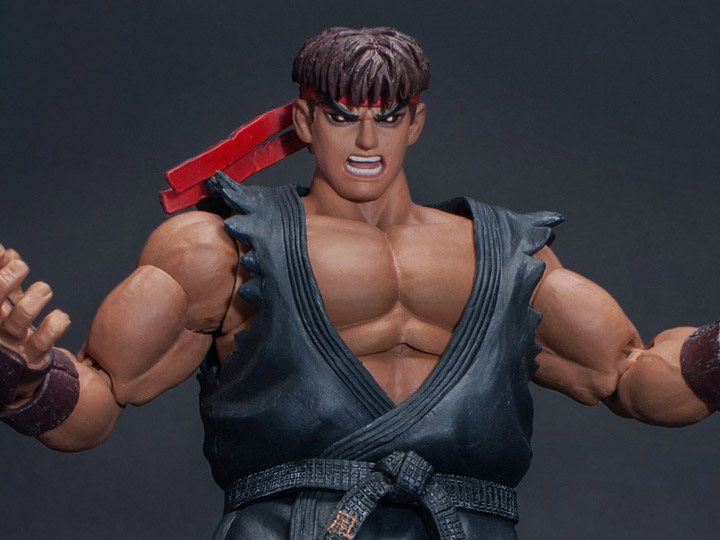 Street Fighter Ii Evil Ryu 1 12 Scale Figure