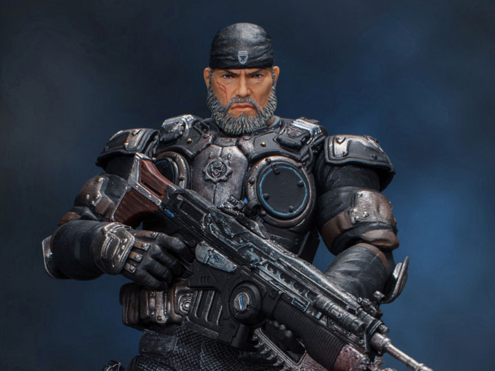 Gears Of War Marcus Fenix 1 12 Scale Figure