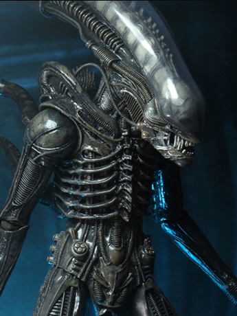Alien 40th Anniversary Big Chap 1/4 Scale Figure