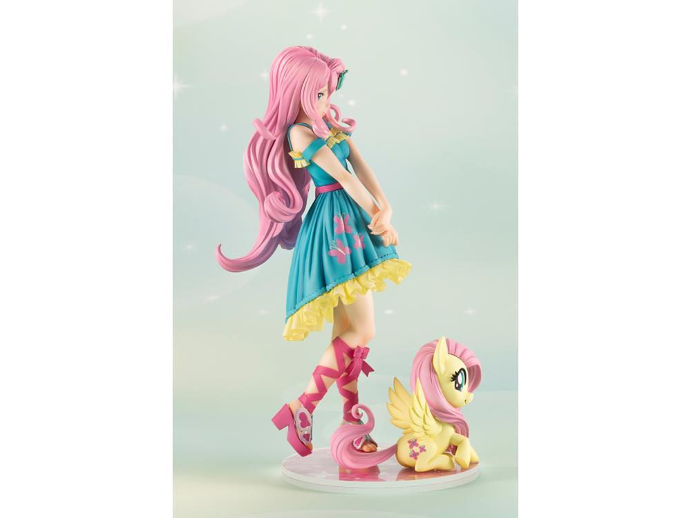 Kotobukiya My Little Pony Fluttershy Bishoujo Statue ORIGINAL