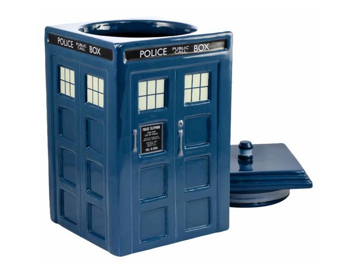 Underground Toys Doctor Who Tardis Cookie Jar