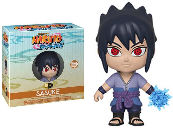 Figurine Naruto Shippuden Funko 5 star Sasuke